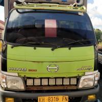 Kejari Katingan: 1 unit Truck Merk HINO,Type WU342R-HKMTJD3/130HD  Nopol 8316 FN, tanpa BPKB dan STNK (2a)