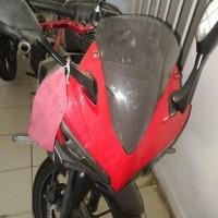 Putusan No. 1: 1 (satu) unit Sepeda Motor Honda CBR, terletak di Kejari Enrekang