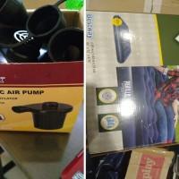 [Sukarela]1 buah Kasur Angin ukuran 2,03 m x 1,83 m x 22 cm berikut elektrik air pump