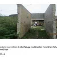 BRI Ismud3a- tanah seluas 270 m2 berikut apa yang ada diatasnyanya di Kelurahan Tanah enam ratus, Kecamatan Medan Marelan, Kota Medan