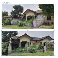 BRI-Ismud2- T/B SHM No.1724 tanah seluas 200 m2 di Jl Baut  Kelurahan Tanah Enam Ratus, Kecamatan Medan Marelan, Kota Medan