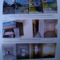 1 bidang tanah dengan total luas 104 m2 berikut bangunan di Kota Bandar Lampung