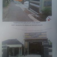 1 bidang tanah dengan total luas 1.000 m2 berikut bangunan di Kota Bandar Lampung