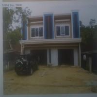 1 bidang tanah dengan total luas 489  m2 berikut bangunan di Kabupaten Pesawaran