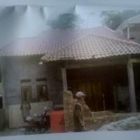1 bidang tanah dengan total luas 160 m2 berikut bangunan di Kota Bandar Lampung