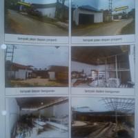 1 bidang tanah dengan total luas 832 m2 berikut bangunan di Kota Bandar Lampung