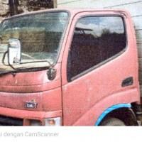 Kurator CV. Tirta Mapan Perkasa (Dalam Pailit)-Lot 7-TOYOTA Tipe DYNA 130 Nopol B 9792 JH, tahun 2006