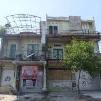BRI MADIUN -1b. Paket tanah seluas 489m2 & bangunan, SHM No.1157 & SHM No.1996 terletak di Ds. Mejayan, Kec. Mejayan, Kab. Madiun