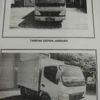 Kurator PT. Mega Maju Mandiri (Dalam Pailit)-1 (satu) paket 5 (lima) unit kendaraan truck (lihat uraian)
