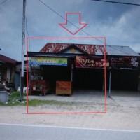 BRI SANGGAU 2 : Tanah + Ruko SHM No. 1567 luas 136 m2 di Jl. Beduai - Kembayan, Ds. Tanjung Merpati  Kec. Kembayan Kab. Sanggau Kalbar