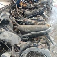 Pemkab. Tanjung Jabung Barat melelang Satu Paket Kendaraan Roda  Berjumlah 16 Unit, dilelang dengan kondisi apa adanya (as it)