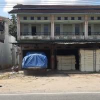BRI BARITO 3 : Tanah + Ruko SHM No. 780  Luas 220 m2 di Jl. Wajok Hilir KM 12,5 No. G 89 Kab. Mempawah Kalimantan Barat