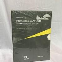 Lot 8 : 3 (tiga) buah Buku International GA