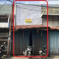 Bank Mandiri 1A : TB, SHM No.1563 luas 118m2, Komp. Pasar Dahlia No.1, Kel. Sungai Jawi Dalam Kec. Pontianak Barat, Kota Pontianak