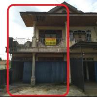 Bank Mandiri 1B : TB, SHM No. 383 luas 246m2, Jl. Parit Haji Husin II No. D-4, Kel. Bansir Darat, Kec. Pontianak Selatan, Kota Pontianak