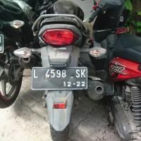 (lot 31) 1 unit kendaraan roda 2 merk Honda, GL 15A1RR M/T , 149 CC , Tahun 2012 , Hitam , Nopol L 4598 SK