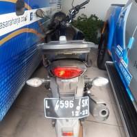 (lot 34) 1 unit kendaraan roda 2 merk Honda, GL 15A1RR M/T , 149 CC , Tahun 2012 , Hitam , Nopol L 4596 SK
