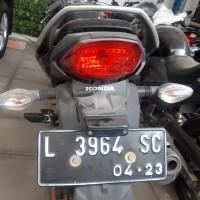 (Lot 36) 1 unit kendaraan roda 2 merk Honda,GL 15A1RR M/T,149 CC ,Tahun 2013 ,Hitam ,Nopol L 3964 SC (tanpa bpkb)