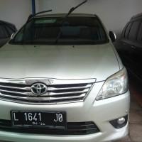 (lot 39) 1 unit kendaraan roda 4 merk Toyota , Kijang Inova V.AT , 1998 CC , Tahun 2013 , Silver Metalik, Nopol L 1641 JO