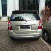 (lot 40) 1 unit kendaraan roda 4 merk Toyota , Kijang Inova G, 1998 CC , Tahun 2012 , Silver Metalik, Nopol L 1715 NO
