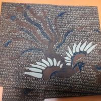 Kios Batik Bu Rini_1 (satu) lembar Batik Tulis Lawasan motif Manggaran