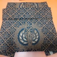 Kios Batik Bu Rini_2 (dua) lembar Batik Tulis motif Cakar Garuda (Sarimbit)