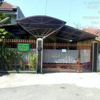 Lot 2 BNI Wil. Yogya,  2 bidang tanah dijual 1 paket berikut bangunan di atasnya di Warungboto, Umbulharjo, Yogyakarta
