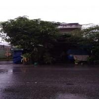 BRI Tebing Tinggi, Tanah  bangunan seluas 134  M2 sesuai SHM No. 240  Kel.Bandar Sono, Kec.Padang Hulu, Kota Tebing Tinggi Sumatera Utara