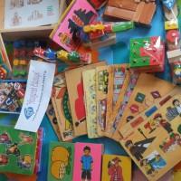 UMKM: 1 (Satu) Paket Mainan Edukasi Anak (Paket B)