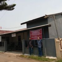 BRI GAJAH MADA 4B : Tanah + Bangunan SHM No. 10788  luas 225 m2 di Jl. Dr. Wahidin S Kec. Pontianak Barat Kota Pontianak Kalbar