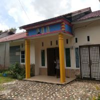 BRI GAJAH MADA 4A : Tanah + Bangunan SHM No. 12964  luas 175 m2 di Jl. Husein Hamzah Kec. Pontianak Barat Kota Pontianak Kalbar