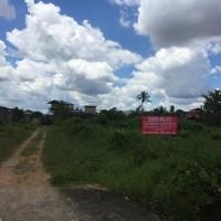 BRI GAJAH MADA 2A : Tanah  Kosong SHM No. 9214  luas 2.405 m2 di Jl. Sungai Selamat   Kec. Pontianak Utara  Kota Pontianak Kalbar