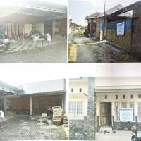 BRI Sutoyo - 2 bidang tanah dalam satu hamparan, LT total 306 m2, berikut bangunan, terletak di Ds Losari, Singosari, Kab. Malang