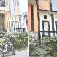 BRI Sutoyo - 2 bidang tanah dalam satu hamparan, LT total 100 m2, berikut bangunan, terletak di Ds Banjararum, Singosari, Kab. Malang