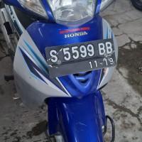 KPP Bojonegoro : Honda Kharisma Nopol S 5599 BB