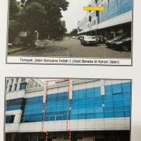 Balai Harta Peninggalan, T&B LT 63 M2 di  Jalan Kencana Indah I Blok J-I/ 1 No. J, Kembangan Selatan, Jakarta Barat
