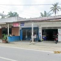 [Bank mandiri nedan] 1. Tanah luas 579 M2 berikut Bangunan di Jl. Kampung Banjar Ke Tanjung Pasir Desa Tanjung Pasir Kec. Kualuh Selatan Kab