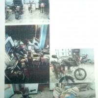 BPS Pwkt: 1 Paket Kendaraan Bermotor (6 Unit) Merk 5 Unit Honda MCB dan 1 Unit Honda C100ML, an. BPS Kab. Purwakarta