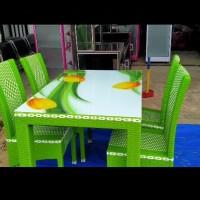 Lelang Sukarela Produk UMKM:  50 set meja makan