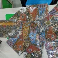 Lelang Sukarela Produk UMKM:  9 pcs batik khas cirebon