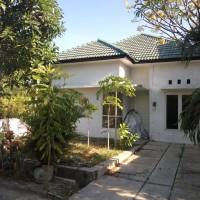 2 bidang tanah & bangunan dijual dlm satu paket SHM No.1499 lt.93m2 & SHM No.1422 lt.85m2 di Ds.Gadung, Driyorejo, Gresik (BSM)