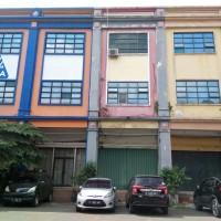 PT.Palm Mas Asri: Tanah+Ruko, SHGB No. 5947, seluas 100 m2, Komplek Ruko Mahkota Mas Blok B-7, Cikokol, Tangerang, Tangerang, Banten.