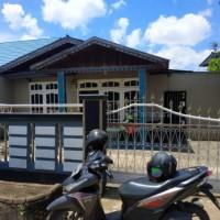 BPR CAKHRA 3 : Tanah + Bangunan SHM No. 519 luas 224 m2 di Jl. Ya'M.Sabran Komp. Darenandong Pontianak Kalbar