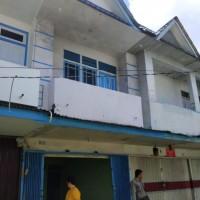 BPR CAKHRA 1 : Tanah + Bangunan SHM No. 580  luas 68 m2 di Jl. Panglima Aim Komp. Ruko Pasar Seruni Kota Pontianak Kalbar