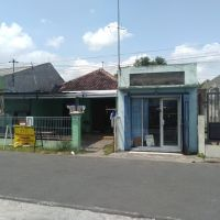 BPR Danagung Ramulti: Sebidang tanah dan bangunan sesuai SHM No.1906 luas 141 m2 di Desa Gentan, Kcamatan Baki, kabupaten Sukoharjo