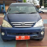 Lelang Nonekseskusi Wajib BMN KPPBC P. Siantar-1 (Satu) unit Mobil merk Toyota Avanza 1.3 G MT Tahun 2004 BK-395-T
