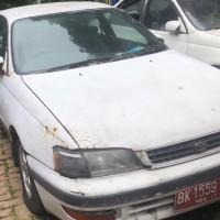 Lelang Noneksekusi Wajib BMN Kanwil DJP Sumut II-1 (Satu) unit Mobil merk Toyota Corona GLI Th. 1995 BK-1559-AX