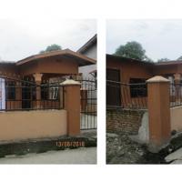 BRI_Ismud2b- Tanah seluas 200 m2 berikut bangunan di Gang Siku, Kelurahan Tanah enam ratus, Kecamatan Medan Marelan, Kota Medan