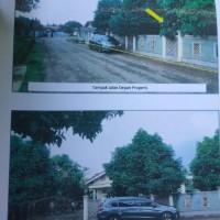 2 bidang tanah dengan total luas 2.495 m2 berikut bangunan di Kabupaten Lampung Selatan