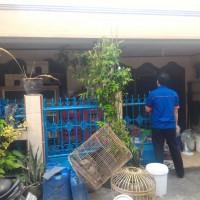 BRI Teluk 3 - Sebidang tanah seluas 90 m2 dan bangunan, SHM 1570/Prm di JlJati Agung V No. 32 Perumnas Wayhalim, Kedaton, Bandar Lampung